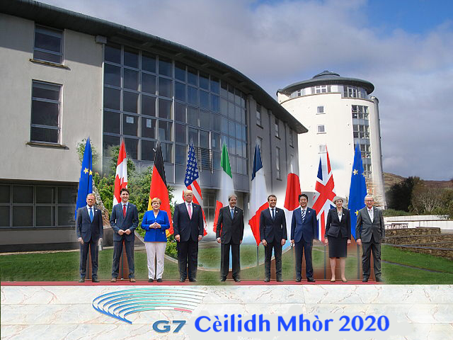 who are the g7 countries 2020